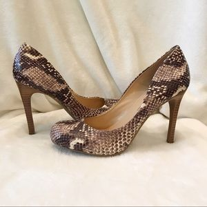 Jessica Simpson Calie Pumps - Size 8.5 - NWOB